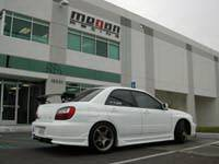 Megan Racing - Subaru WRX Megan Racing Street Series Coilover Damper Kit - MR-CDK-SI02