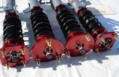 Megan Racing - Toyota MR2 Megan Racing Street Series Coilover Damper Kit - MR-CDK-TM90