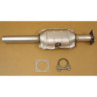 Omix - Omix Catalytic Converter Kit with Hardware - 17601-05