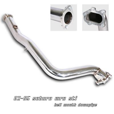 OptionRacing - Subaru Impreza Option Racing Racing Exhaust Downpipe - 40-42108