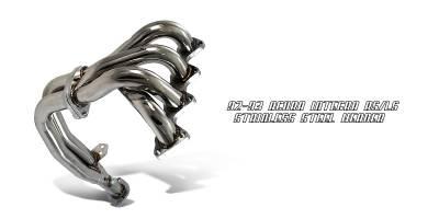 OptionRacing - Acura Integra Option Racing Racing Exhaust Header - 43-10102