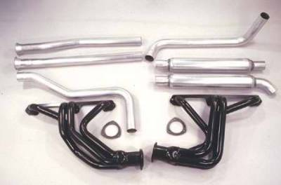 Pacesetter - Exhaust System with Header - 88-2102