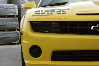 GT Styling - Chevrolet Camaro GT Styling Fog Light Covers - Pair - GT0280F