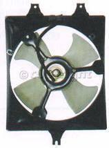 OEM - A/C Condenser Fan Shroud Assembly