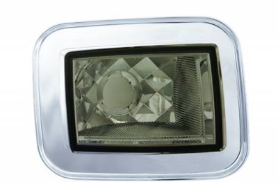 In Pro Carwear - Hummer H2 IPCW Park Signals - Front - Diamond-Cut - 1 Pair - CWC-348CS