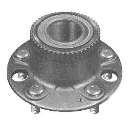 OEM - Wheel Hub Assembly
