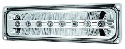 In Pro Carwear - Chevrolet Suburban IPCW LED Park Signals - Front - 1 Pair - LEDC-303C