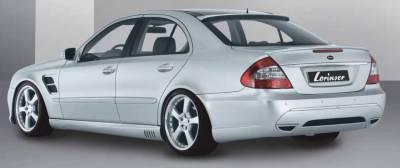 Lorinser - Mercedes-Benz E Class Lorinser Edition Sport Exhaust - 490 0211 70