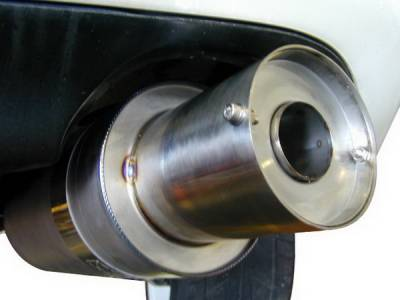 HKS - Toyota Supra HKS Titanium Racing Muffler Exhaust System - 3108-RT001