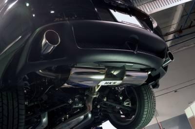 HKS - Mazda RX-8 HKS Legamax Exhaust System - 32018-AZ002