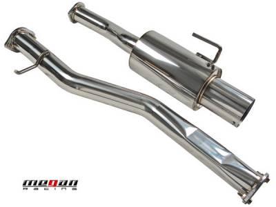 Megan Racing - Nissan 350Z Megan Racing Drift Spec Style Cat-Back Exhaust System - MR-CBS-N3Z-DS