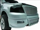 Lund - Nissan Titan Lund Framed Perimeter Grille - 3PC - 89062