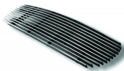 In Pro Carwear - Ford Explorer IPCW Billet Bumper Grille - Cut-Out - CWBG-0104EXPB