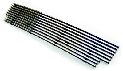 In Pro Carwear - Ford Expedition IPCW Billet Bumper Grille - Cut-Out - CWBG-0304EXB
