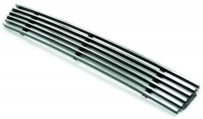 In Pro Carwear - GMC Sierra IPCW Billet Air Dam Grille - Cut-Out - Center - CWBG-03GMCA