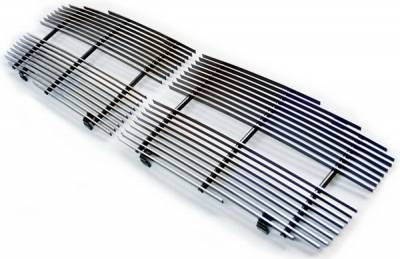 In Pro Carwear - Dodge Durango IPCW Billet Grille - Cut-Out - CWBG-04DK