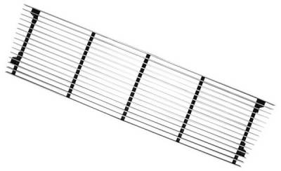 In Pro Carwear - Chevrolet Astro IPCW Billet Grille - Cut-Out - 1PC - CWBG-85AS