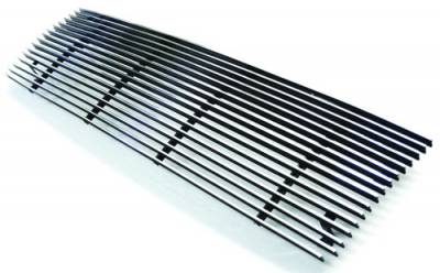 In Pro Carwear - Ford Bronco IPCW Billet Grille - Cut-Out - 1PC - CWBG-8791FD