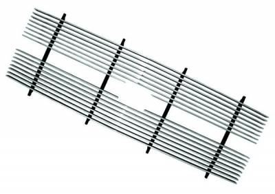 In Pro Carwear - Chevrolet Suburban IPCW Billet Grille - Cut-Out - 1PC - CWBG-8893CK