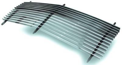 In Pro Carwear - Chevrolet Suburban IPCW Billet Grille - Cut-Out - 1PC - CWBG-8893GMC