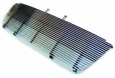 In Pro Carwear - Ford Explorer IPCW Billet Grille - Cut-Out - CWBG-8992RG