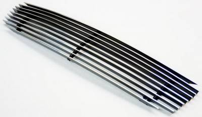 In Pro Carwear - Chevrolet Impala IPCW Billet Grille - Cut-Out - CWBG-9496SS