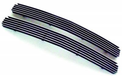 In Pro Carwear - Chevrolet Blazer IPCW Billet Grille - Cut-Out - 1PC - CWBG-9498CK