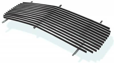 In Pro Carwear - Chevrolet Suburban IPCW Billet Grille - Cut-Out - 1PC - CWBG-9498GMC