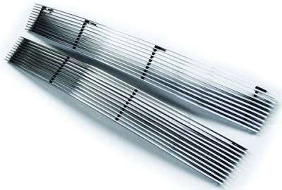 In Pro Carwear - Chevrolet Astro IPCW Billet Grille - Cut-Out - 1PC - CWBG-95AS
