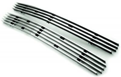 In Pro Carwear - Chevrolet Blazer IPCW Billet Grille - Cut-Out - CWBG-9800S10S