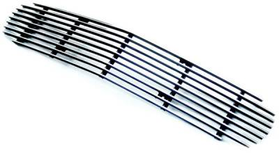 In Pro Carwear - Chevrolet Camaro IPCW Billet Grille - Cut-Out - CWBG-9802CAM