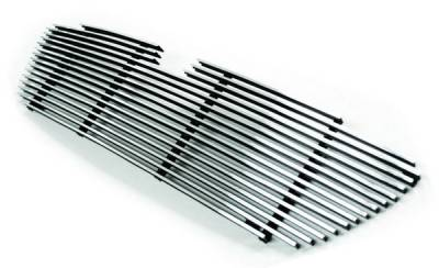 In Pro Carwear - Lincoln Navigator IPCW Billet Grille - Cut-Out - CWBG-9802NV
