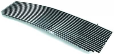 In Pro Carwear - GMC Sierra IPCW Billet Grille - Cut-Out - 1PC - CWBG-9900GMC