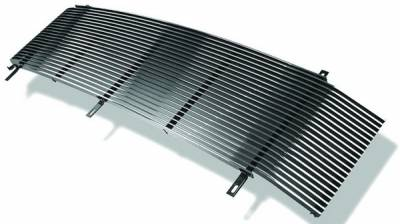 In Pro Carwear - Ford Superduty IPCW Billet Grille - Cut-Out - Center - 1PC - CWBG-9901SD