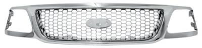 In Pro Carwear - Cadillac Escalade In Pro Carwear Grille - CWG-CD0307B0C