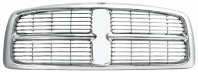 In Pro Carwear - Dodge Ram In Pro Carwear Grille - CWG-DG2407C0C