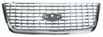 In Pro Carwear - Ford Expedition IPCW Chrome Grille - CWG-FD2607A0C