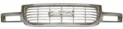 In Pro Carwear - Honda Civic In Pro Carwear Grille - CWG-HD3107F0C