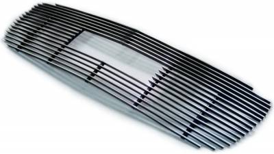 In Pro Carwear - GMC Sierra IPCW Billet Grille - Bolt-On with Logo Hole - CWOB-00GMCL