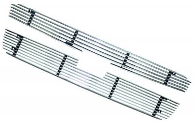 In Pro Carwear - Chevrolet Avalanche IPCW Billet Grille - Bolt-On - CWOB-0104AV