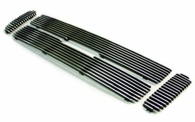 In Pro Carwear - Ford Explorer IPCW Billet Grille - Cut-Out - CWOB-0104EXP2