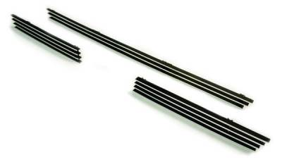 In Pro Carwear - Toyota 4Runner IPCW Billet Grille - Bolt-On - 3PC - CWOB-014R