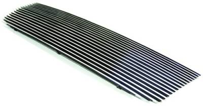 In Pro Carwear - GMC Envoy IPCW Billet Grille - Bolt-On - CWOB-01ENVOY
