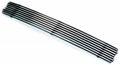 In Pro Carwear - Chevrolet Trail Blazer IPCW Billet Bumper Grille - Cut-Out - 1PC - CWOB-0205TBB