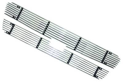 In Pro Carwear - Chevrolet Silverado IPCW Billet Grille - Bolt-On - CWOB-03CK