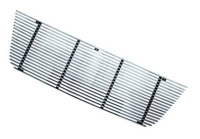 In Pro Carwear - Ford Expedition IPCW Billet Grille - Bolt-On without Logo Hole - CWOB-03EXLT
