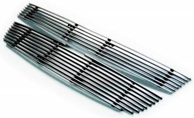 In Pro Carwear - Chevrolet Colorado IPCW Billet Grille - Bolt-On - CWOB-04CO