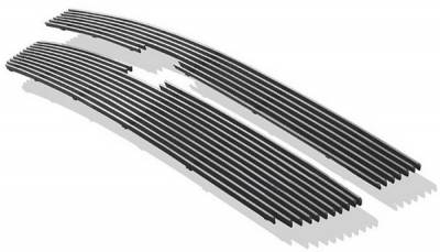 In Pro Carwear - Chevrolet Silverado IPCW Billet Grille - Bolt-On - 1PC - CWOB-05HDCK