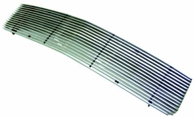 In Pro Carwear - Ford Mustang IPCW Billet Grille - Bolt-On - 1PC - CWOB-05MUG