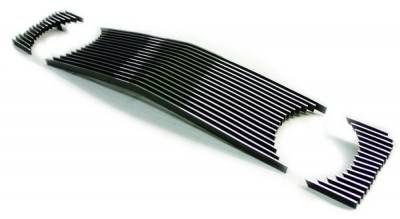 In Pro Carwear - Ford Mustang IPCW Billet Grille - Bolt-On - CWOB-05MUGT